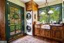 Laundry/Mud room - 13032 HIGHLAND RD, HIGHLAND