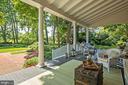 Side Porch & Patio - 13032 HIGHLAND RD, HIGHLAND