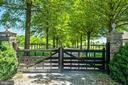 Gated Entrance - 13032 HIGHLAND RD, HIGHLAND