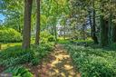 Gardens & Brick Walkways - 13032 HIGHLAND RD, HIGHLAND