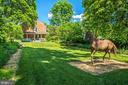 Porch Lawn - 13032 HIGHLAND RD, HIGHLAND