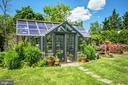 English Greenhouse - 13032 HIGHLAND RD, HIGHLAND