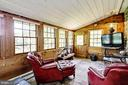 Cottage Sunroom - 13032 HIGHLAND RD, HIGHLAND