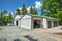 Garages & Equipment Shed - 13032 HIGHLAND RD, HIGHLAND