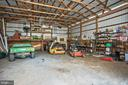 Interior - Equipment Shed - 13032 HIGHLAND RD, HIGHLAND