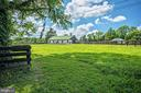 Paddock, Small barn & run-in - 13032 HIGHLAND RD, HIGHLAND