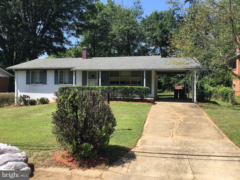 Single Family Homes voor Verkoop op College Park, Maryland 20740 Verenigde Staten