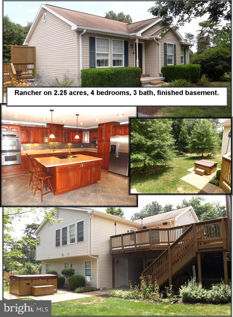 Single Family for Sale at 188 Ramblin Rose Ln Martinsburg, West Virginia 25404 United States
