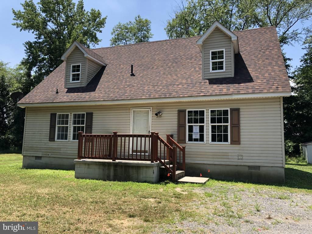 Single Family Homes para Venda às Cheswold, Delaware 19936 Estados Unidos