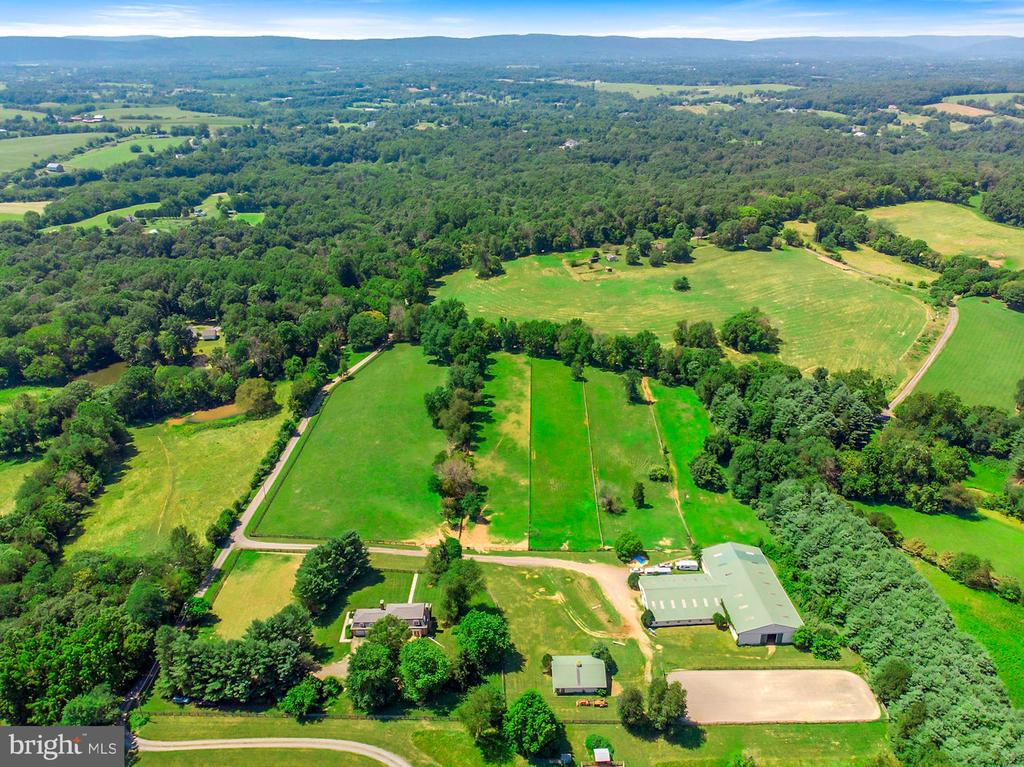 Aerial View from back of Property - 15012 CLOVER HILL RD, WATERFORD