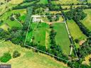 Aerial View of Clover Hill - 15012 CLOVER HILL RD, WATERFORD