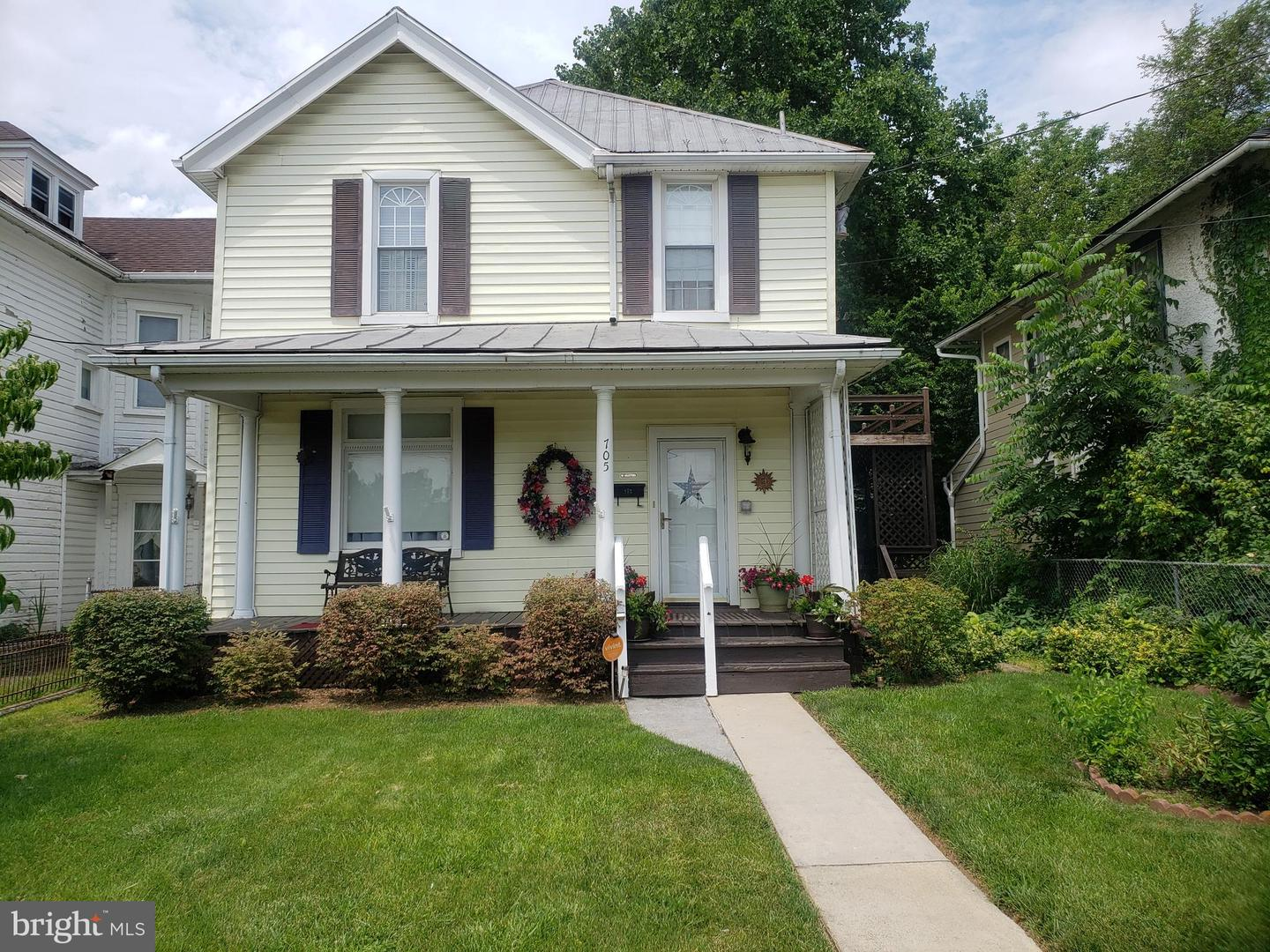 Single Family for Sale at 705 Winchester Ave Martinsburg, West Virginia 25401 United States