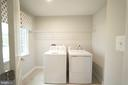 Laundry room - 2 GAVER WAY, MIDDLETOWN