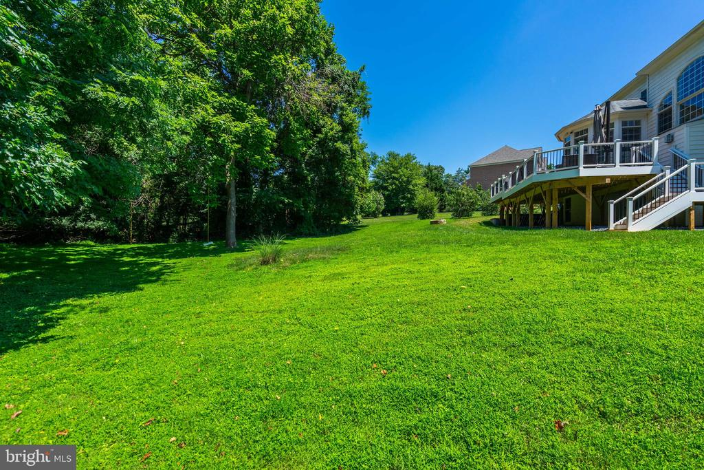 0.84 Acre (Pear tree/Blueberry . Enjoy the nature) - 2924 FOX MILL MANOR DR, OAKTON