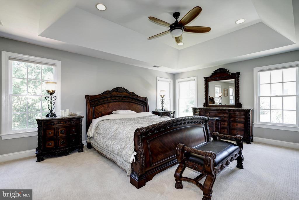 Master Bedroom - 2924 FOX MILL MANOR DR, OAKTON
