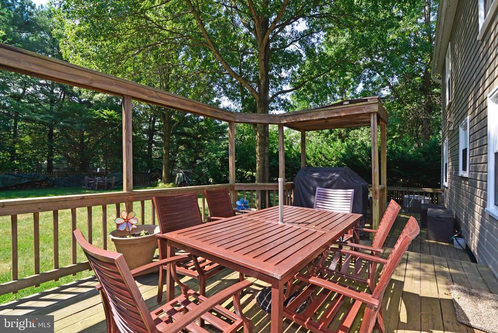 Enjoy your Backyard! - 3229 AUTUMN HILL CT, HERNDON