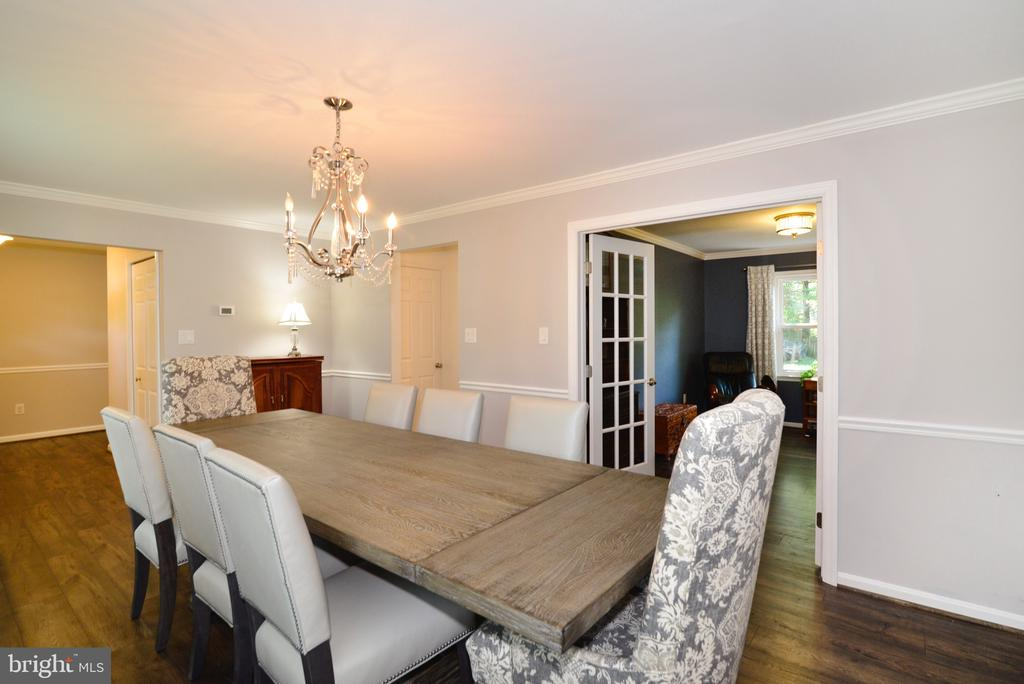 Dining Room/Office View - 3229 AUTUMN HILL CT, HERNDON