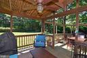 Covered Porch! - 3229 AUTUMN HILL CT, HERNDON