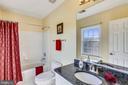 Updated en suite Bath - 19209 AUTUMN MAPLE LN, GAITHERSBURG