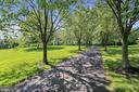 Beautiful Tree lined Driveway - 19209 AUTUMN MAPLE LN, GAITHERSBURG