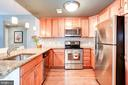 Replaced mirowave and stainless appliances - 888 N QUINCY ST #312, ARLINGTON
