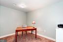 Den area. Large enough for office,nursery or bedrm - 888 N QUINCY ST #312, ARLINGTON