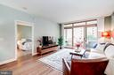Morning sunlight - 888 N QUINCY ST #312, ARLINGTON