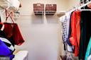 Master walk in closet - 888 N QUINCY ST #312, ARLINGTON