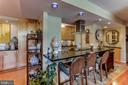 Fabulous kitchen open to Living Room and Dining Rm - 3800 FAIRFAX DR #111, ARLINGTON