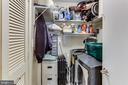 Washer/Dryer - Excellent In-Unit Storage + Extra - 3800 FAIRFAX DR #111, ARLINGTON