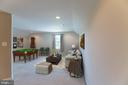 Cool loft area with so much potential! - 23068 PECOS LN, BRAMBLETON