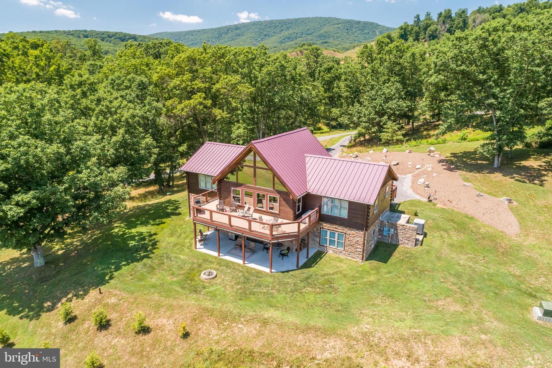 Single Family Homes のために 売買 アット Baker, ウェストバージニア 26801 アメリカ
