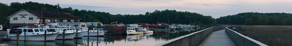 Fishing Creek and Chesapeake Beach Board Walk - 3216 INA CHASE, CHESAPEAKE BEACH