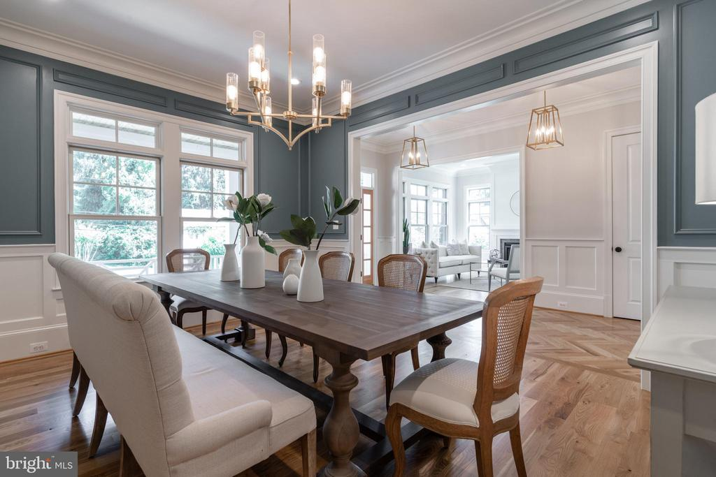 Formal Dining Room - 3516 N VALLEY ST, ARLINGTON
