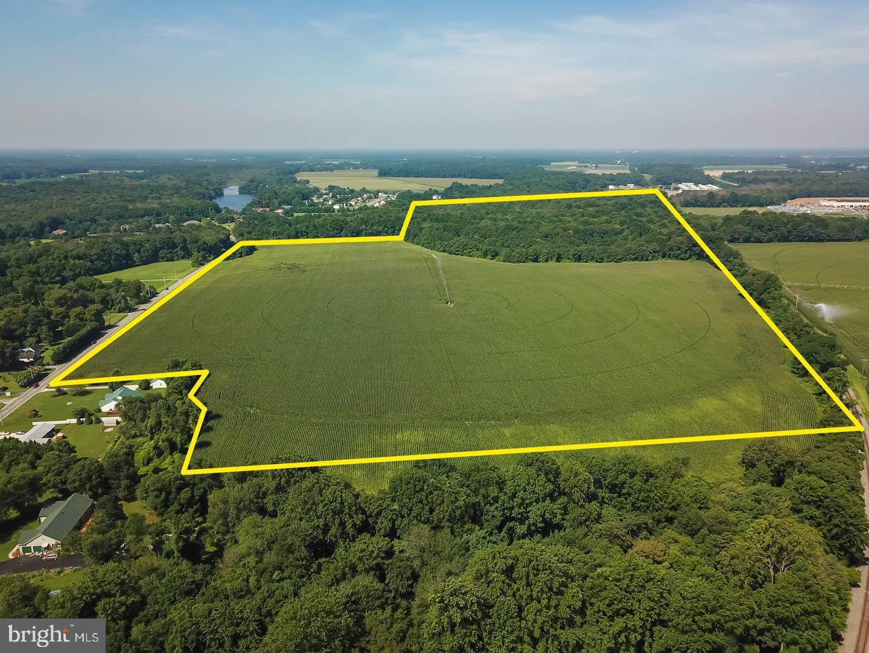 土地,用地 为 销售 在 米尔福德, 特拉华州 19963 美国