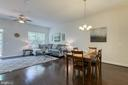 Dining / Family - 225 COBBLE STONE DR, WINCHESTER