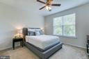 Master bedroom - 225 COBBLE STONE DR, WINCHESTER