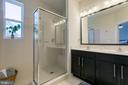 Master bath - Dual shower heads! - 225 COBBLE STONE DR, WINCHESTER