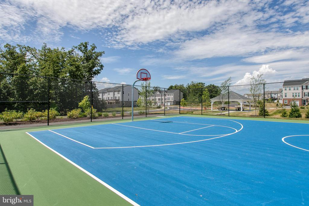 Community - Basketball courts - 225 COBBLE STONE DR, WINCHESTER