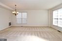 Master Bedroom View 2 - 15004 LUTZ CT, WOODBRIDGE