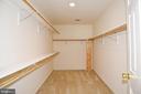 Master Closet - 15004 LUTZ CT, WOODBRIDGE