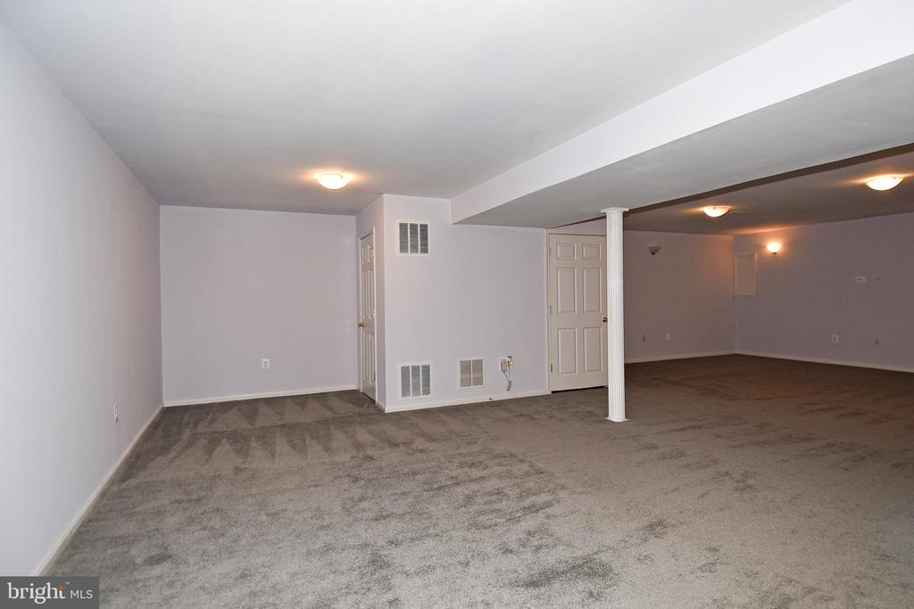 Rec Room/Game Room - 15004 LUTZ CT, WOODBRIDGE
