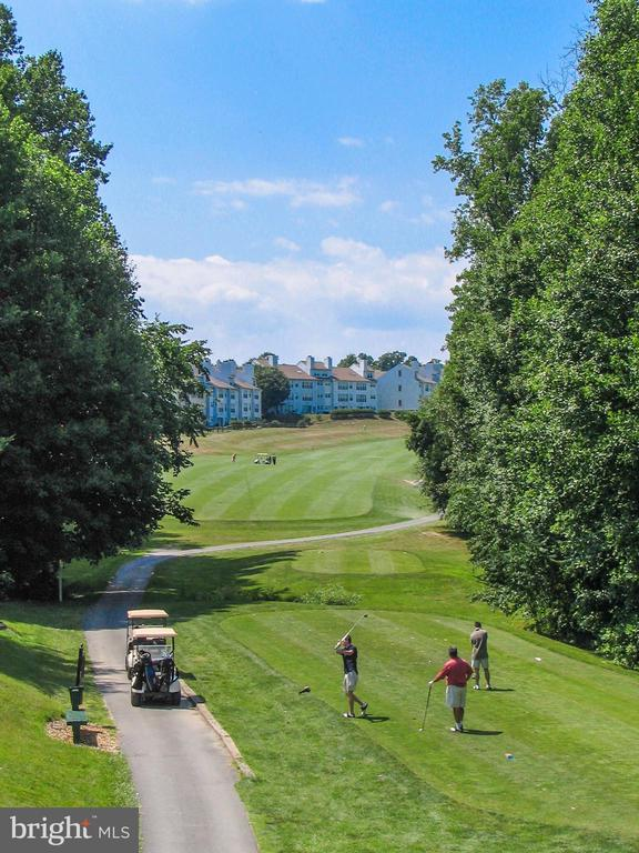 Penderbrook golf course (membership available) - 3903 PENDERVIEW DR #1526, FAIRFAX