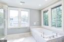 Master Suite  bathroom - 120 KINGSLEY RD SW, VIENNA