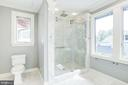 Master Suite closet bathroom - 120 KINGSLEY RD SW, VIENNA