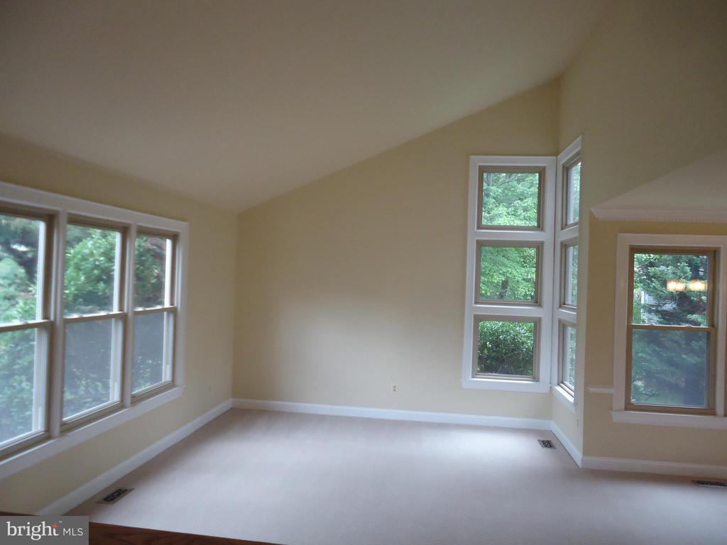Living room & Dining room --Bright - 13426 CAVALIER WOODS DR, CLIFTON