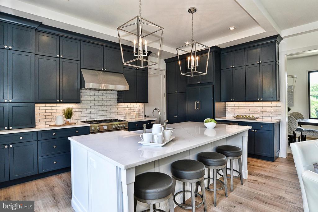 Kitchen - 7014 31ST ST NW, WASHINGTON