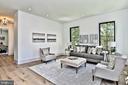 Living Room - 7014 31ST ST NW, WASHINGTON