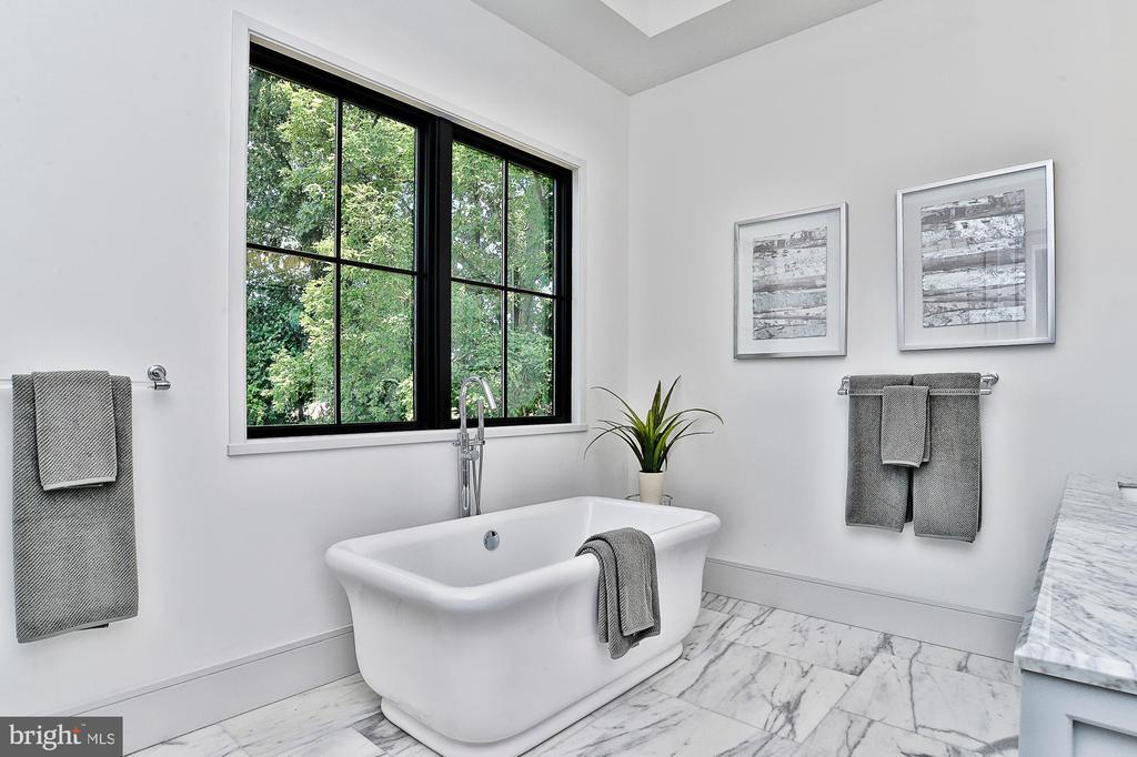 Master Bath - 7014 31ST ST NW, WASHINGTON