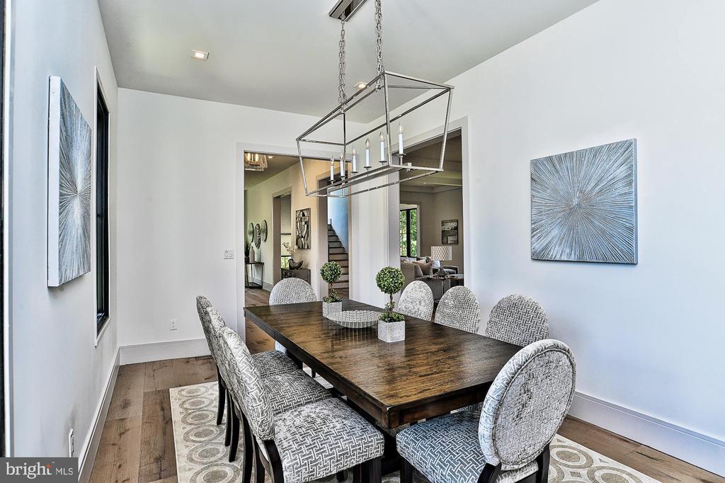 Dining Room - 7014 31ST ST NW, WASHINGTON